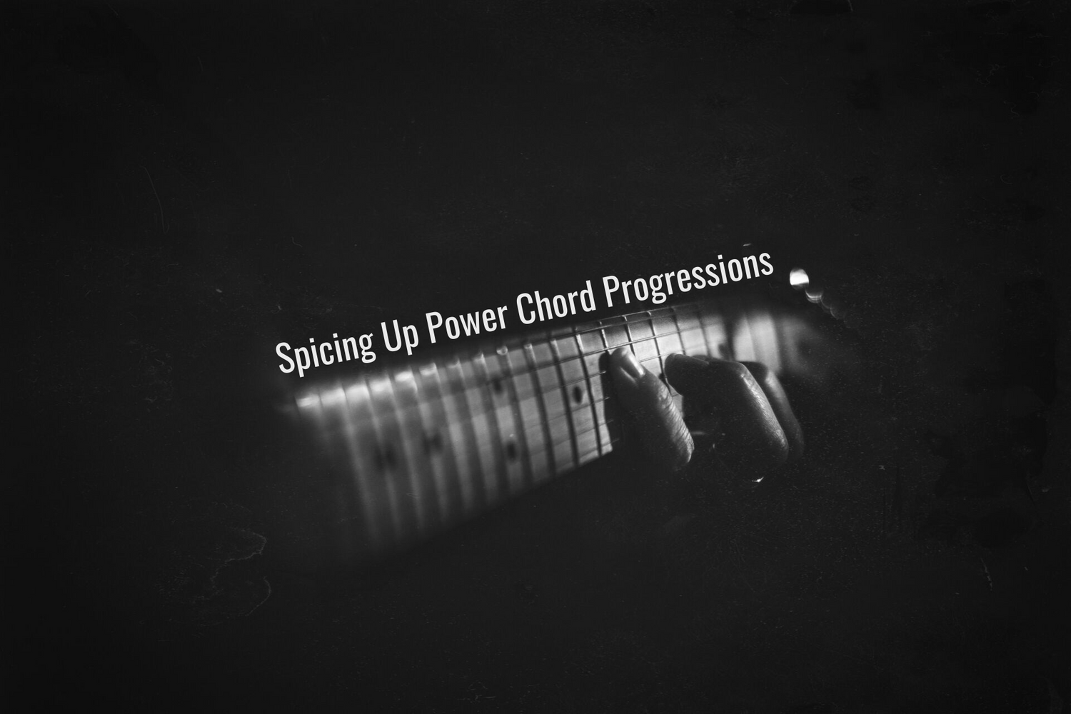 Spice Up Power Chord Progressions