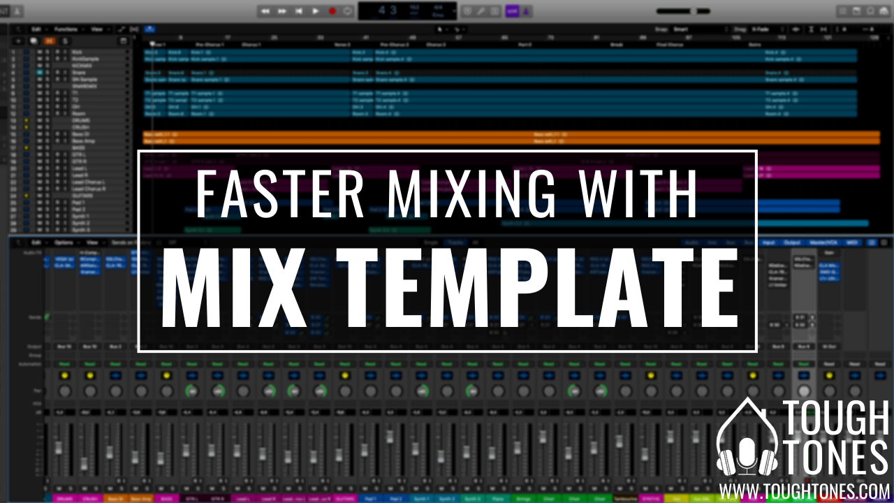 faster mixing with mix template