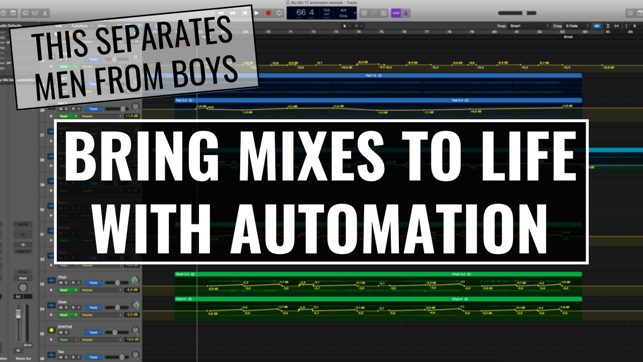 Bring Mix to Life With Automation