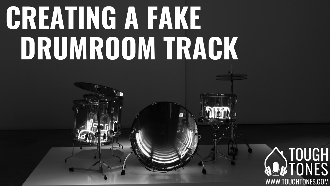 Creating a drum room track
