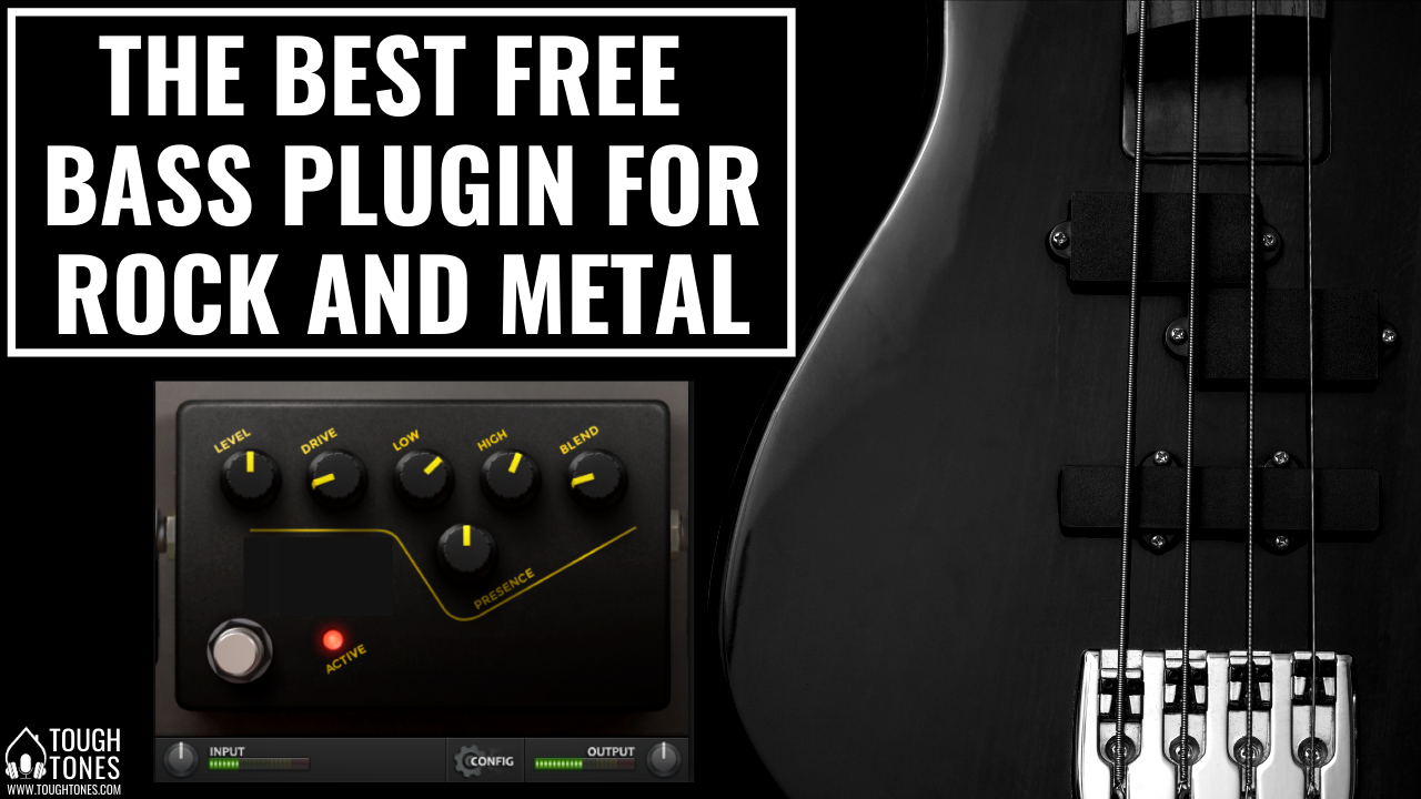 The Best Free Bass Plugin for Rock and Metal